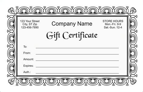 Google Docs Gift Certificate Template Charlotte Clergy Coalition Gift Certificate Template Docs