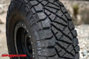 Nitto Trail Grapplers In Snow Review Nitto Ridge Grappler Tire Review 187 Autoguide News