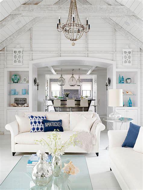 Seaside Home Interiors by Arredare Il Soggiorno