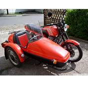 1995 Jawa 350 TwinSport With Sidecar  Classic Motorcycles