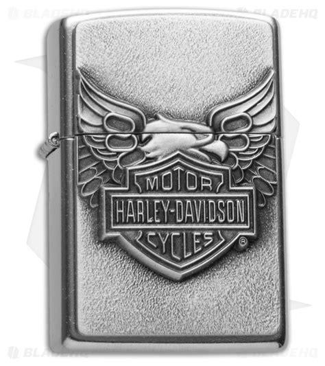 Harley Davidson Zippo Lighter by Zippo Classic Lighter Harley Davidson Iron Eagle Emblem