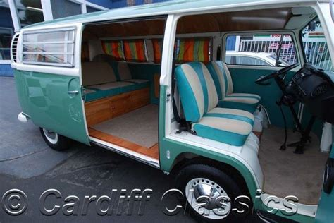 volkswagen minibus interior vw bus interior zoom zoom pinterest