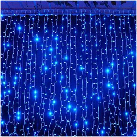 curtain lights christmas led curtain lights