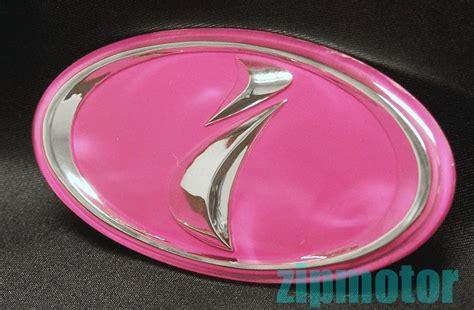 pink subaru emblem buy ready to install chevrolet caprice emblem nameplate