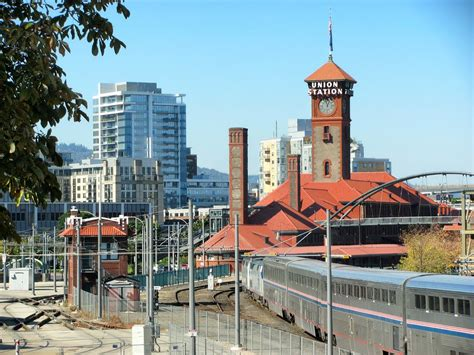 free photo portland oregon station free image