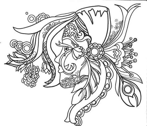 coloring pages for therapy 17 best images about fun and funky feather art on