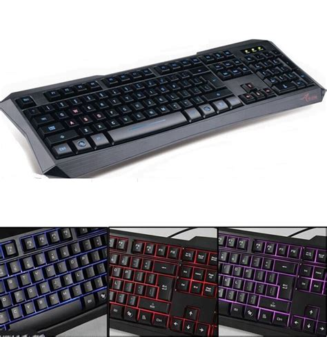 Keyboard Usb Keyboard Usb Keyboard Fleksibel Laptop new keyboard backlit lighted usb wired gaming led backlight illuminated computer sale in