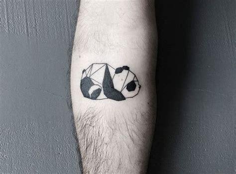 panda tattoo abstract panda tattoo images designs