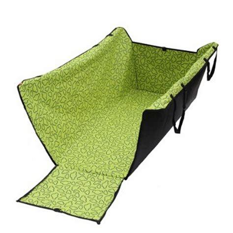 backseat hammock opentip gogo auto travel back seat pet hammock easy fit seat cover