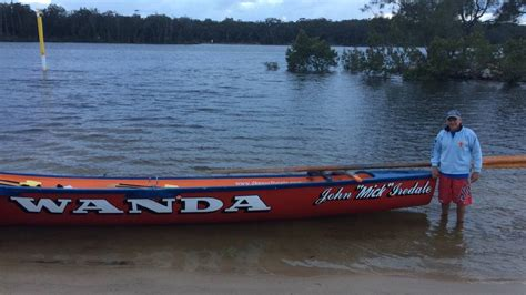 iredale family donates surf boat to nambucca heads slsc - Boat R Nambucca Heads