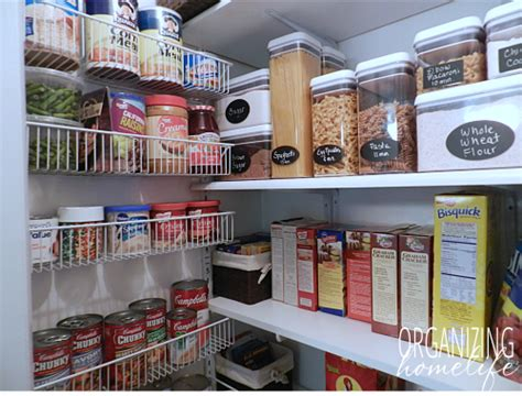the most of your pantry organize your kitchen