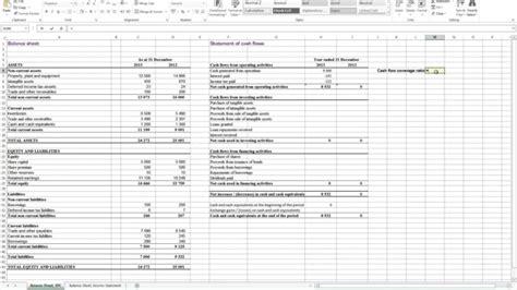 cash flow format under revised schedule vi indian balance sheet format in excel free downloads