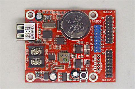 Tf Su Led Controller tf s3u led controller multi area u disk