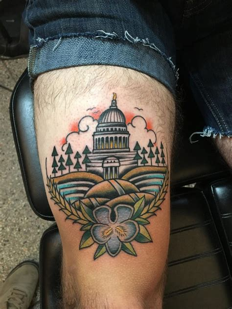 tattoo madison wi part 2 even more wisconsin tattoos submitted by