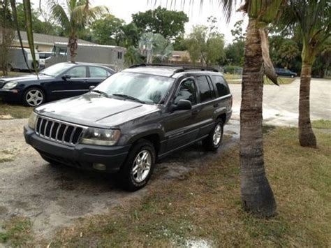 sell used 2003 jeep cherokee great truck. in west palm