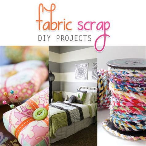 diy fabric craft ideas fabric scrap diy projects the cottage market