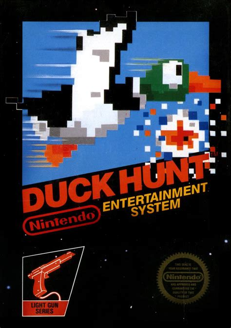 duck hunt collecting nes black box sprite retrogaming with racketboy