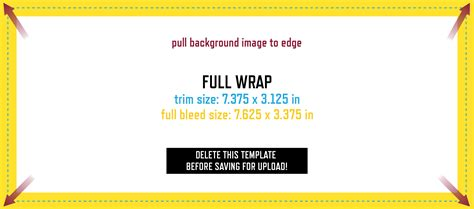 Full Wrap Label Grogtag 22 Oz Bottle Label Template