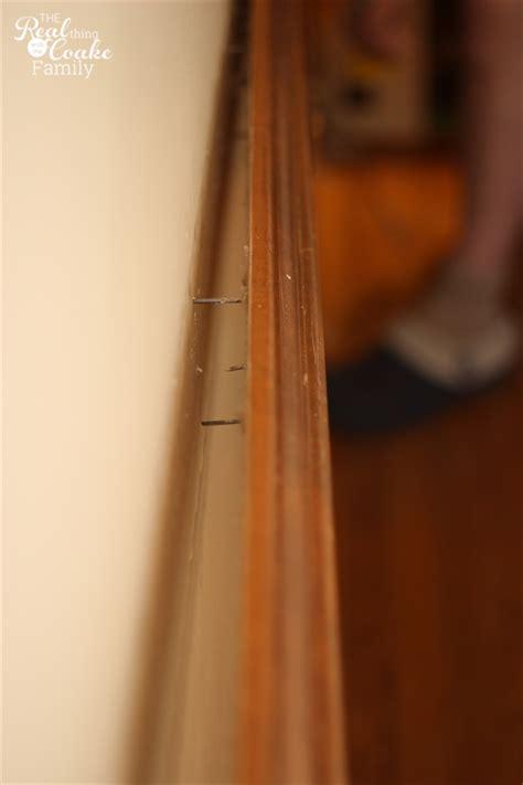 remove chair rail how to remove chair rail part 1