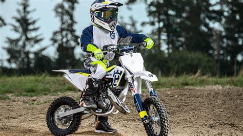 Cross Motorrad 65ccm by Moto Da Bambini Husqvarna Tc50 E Tc65 Le Mini Cross Per