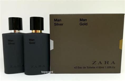 Parfum Zara Gold zara gold silver edt luxury perfume malaysia