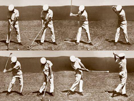 ben swing ben swing sequence golf history today