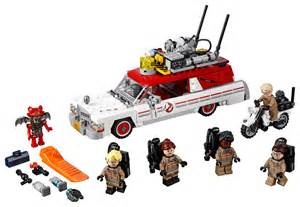 Lego Set 2016 Lego Ghostbusters Ecto 1 2 Set Minifigures Photos