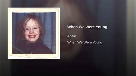 download mp3 adele when we are young adele when we were young live at the church studios mp3 2