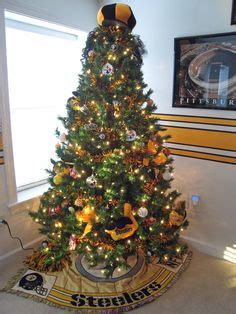 images of a steelers christmas tree 1000 images about pittsburgh steelers happy holidays on pittsburgh trees