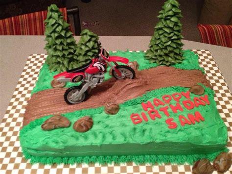 motocross bike cake dirt bike cake cake by tonya cakesdecor