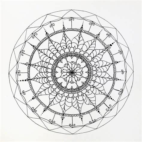 Muster Mandala Vorlagen mandalas f 252 r erwachsene und kinder alle mandalavorlagen