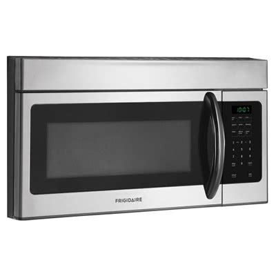 one touch ls bedroom frigidaire microwave ovens ffmv162ls over the range from johnson brothers appliances