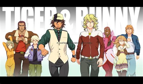 film anime update tiger bunny anime film update jefusion