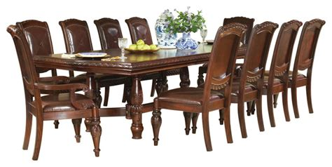 antoinette dining room set steve silver antoinette 11 piece dining room set with leaf