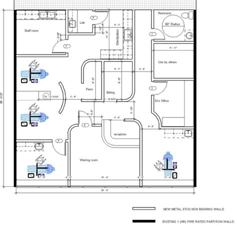 floor plan of dental clinic dental clinic floor plan design amazing decors