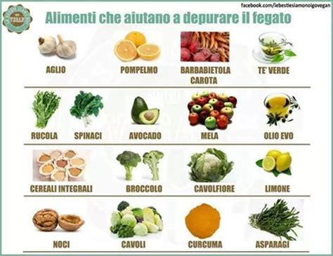 alimenti che puliscono il fegato alimenti che depurano il fegato chez dan simo