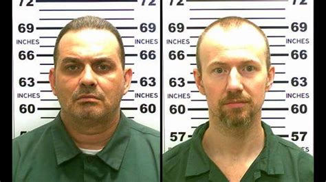 New York Inmate Records Escaped New York Inmates On The Run After Leaving Note Saying A