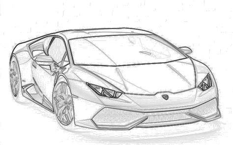 lamborghini huracan sketch lamborghini huracan drawing images reverse search