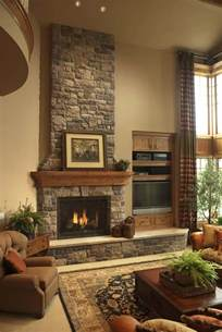 fireplaces ideas 25 stone fireplace ideas for a cozy nature inspired home