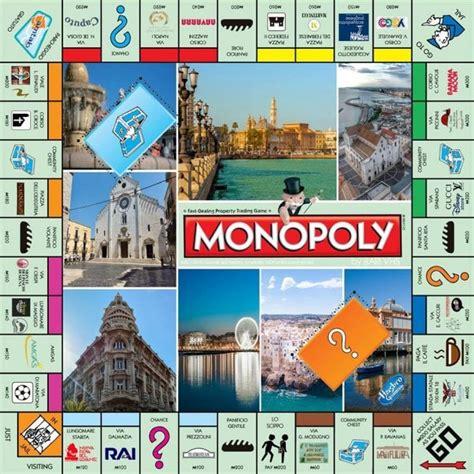 monopoli gioco da tavola monopoly la versione barese gioco da tavola tra gli