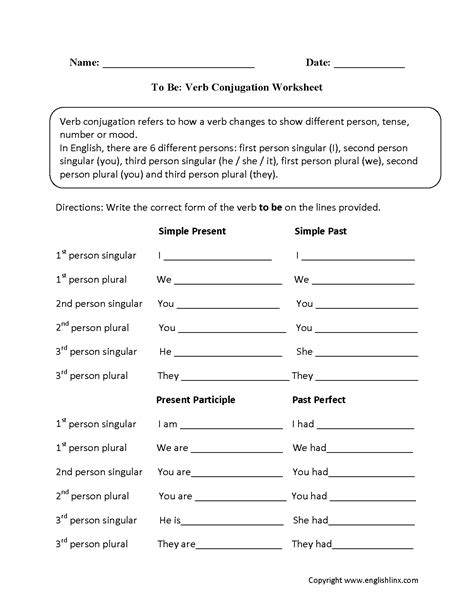 printable worksheets to be verb 11 best images of modal verbs worksheets pdf future
