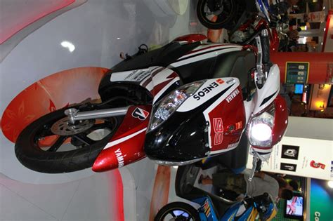 Lu Motor Led Mio J matik yamaha berlivery motogp gilamotor