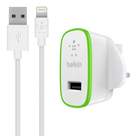 can i use a 2 1 charger for iphone belkin fast 2 4 a usb mains charger with 1 2 m co