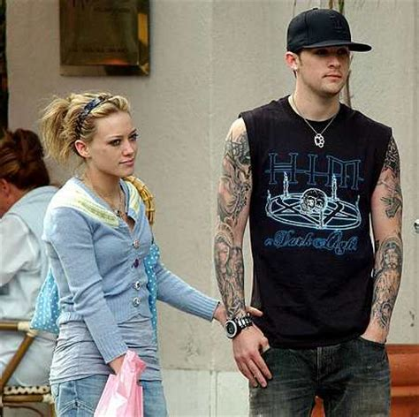 Hilary Duff And Joel Madden Split by Hilary Duff News And Pictures June 11 2006