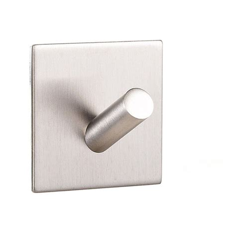 wall hooks for bathroom bathroom wall hook new style modern style single stainless