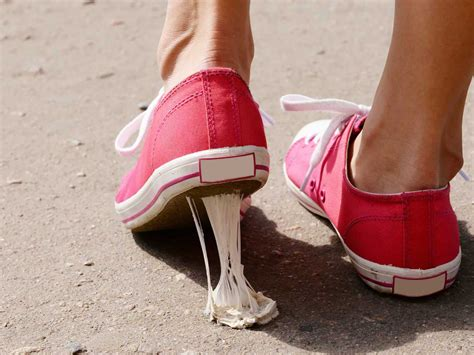 To Be Shoes by Remove Gum From Your Shoe 7 Best And Simple Strategies