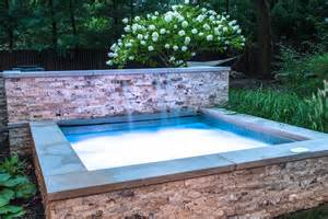 Big Solar Lights - 2014 spa trends designing a great outdoor spa bergen county nj