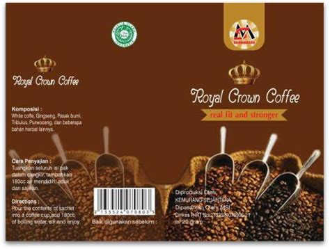 Royal Collagen Cappuccino msi royal crown coffee distributor agen resmi pt msi