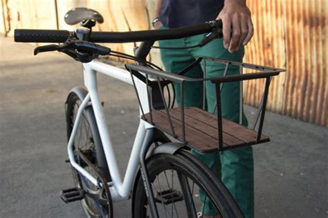 Pch Lime Lab - 187 evo urban utility bike lets cyclists swap clip on accessories