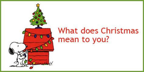 krisa s place what does christmas mean to you